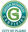 Green Business Certified  City Of Plano